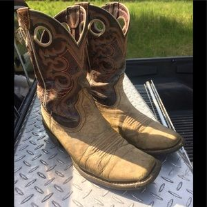Ariat Crossfire Boots 10 D